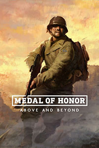 medal of honor above and beyond jaquette