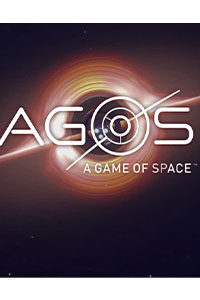 AGOS a Game of Space jaquette