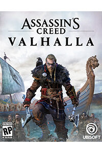 assassin's creed valhalla jaquette