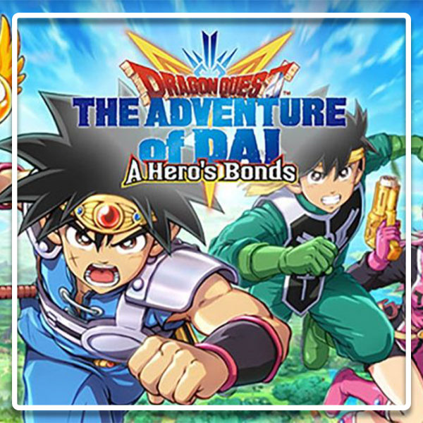 bande annonce dragon quest the adventure of dai a hero band