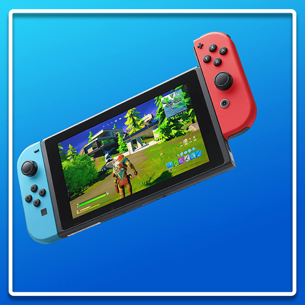 mise a jour fortnite nintendo switch