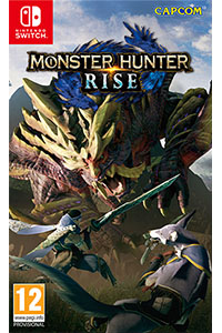monster hunter rise jaquette