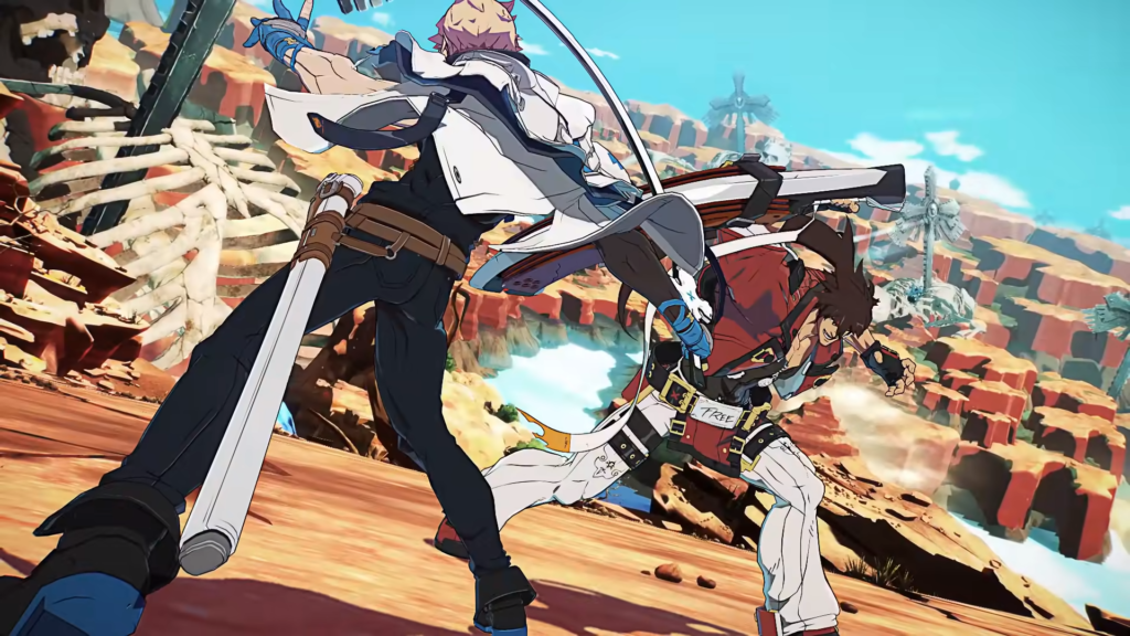 guilty gear strive beta