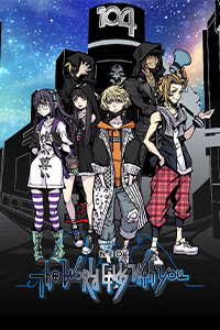 NEO The World ends With You jaquette