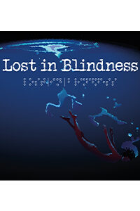 lost in blindness jaquette