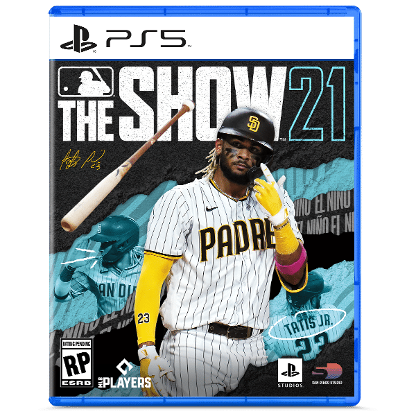 Jaquette MLB the Show 21 PS5