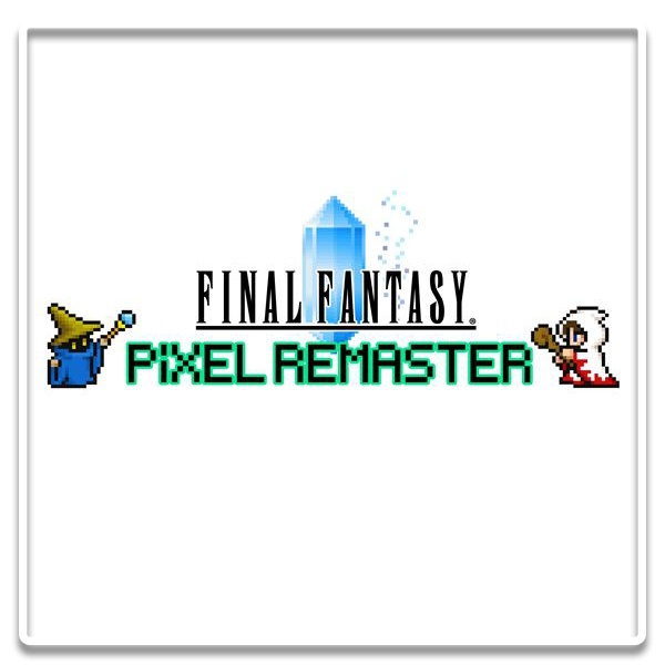 annonce final fantasy pixel remaster