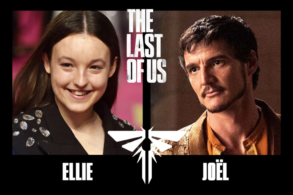 The Last of Us casting série