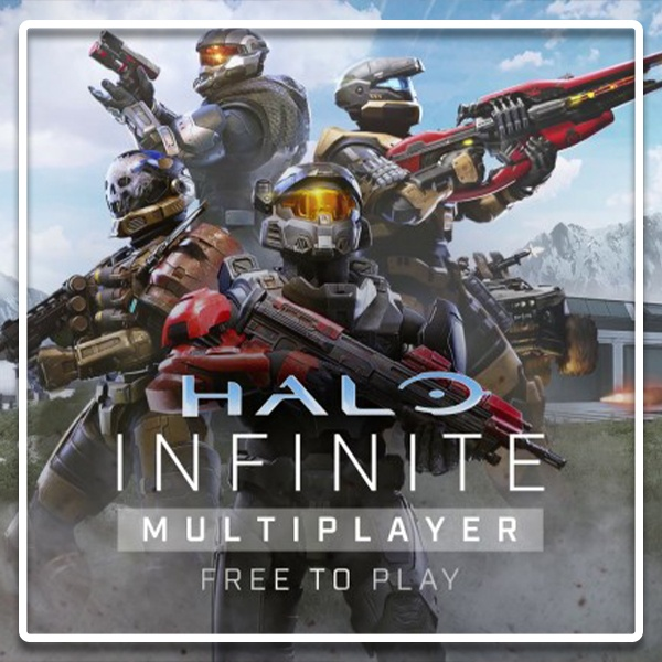 halo infinite multiplayer free to play annonce