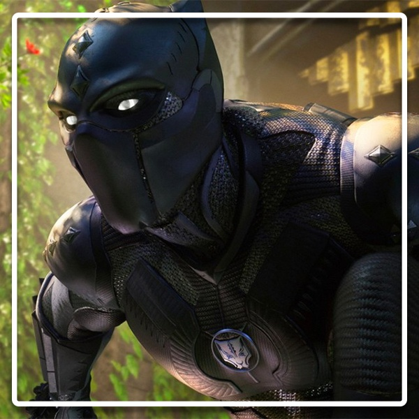 marvel avengers accueille black panther