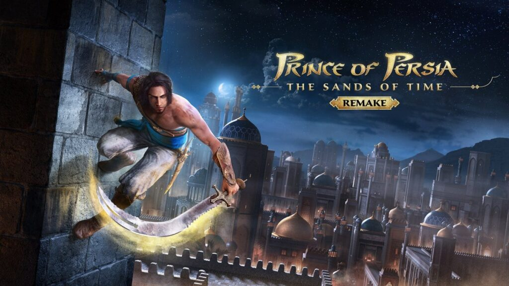 prince of persia the sands of time remake sortie 2022