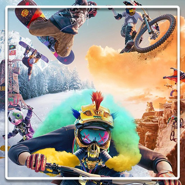 riders republic annonce date et gameplay