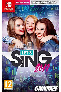 lets sing 2019 cover