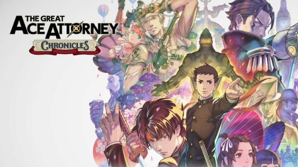 Test the great ace attorney chronicles