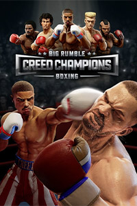 big rumble boxing creed champions cover