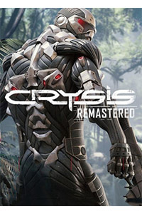 crysis remastered cover
