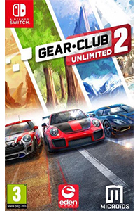 gear club unlimited 2 cover