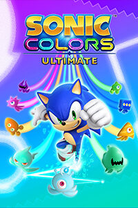 sonic colours ultimate cover