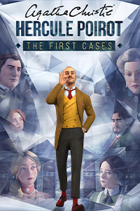agatha christie hercule poirot the first cases cover