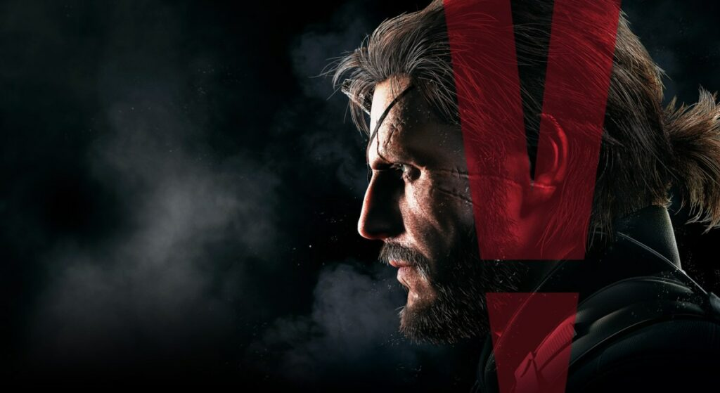 Promotion Metal Gear Solid V : The Phantom Pain