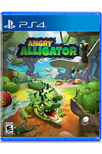 angry alligator cover