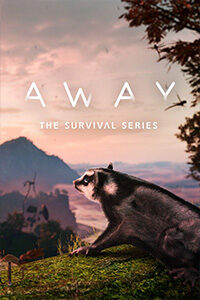 away the survival series cover