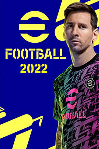 efootball 2022 cover
