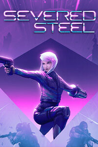 severed steel cover