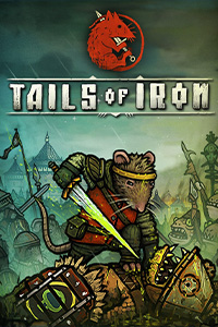 tails of iron cover
