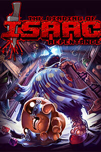 the binding of isaac repentance cover