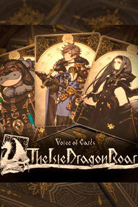 voice of cards the isle dragon roars cover